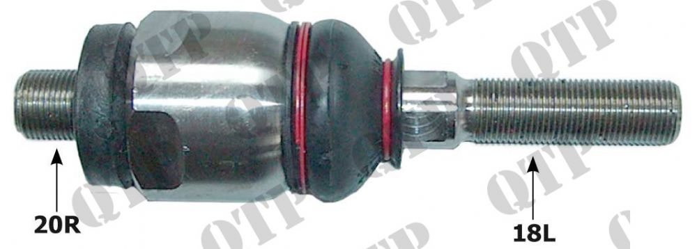 Ball Joint Ford 10 Carraro Axle LH  LH Thread